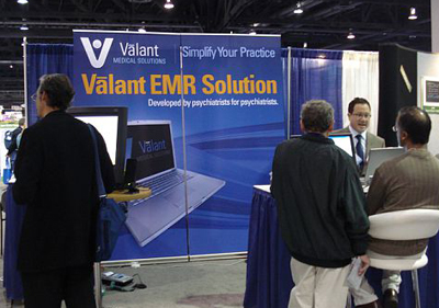 Valant Booth Photo