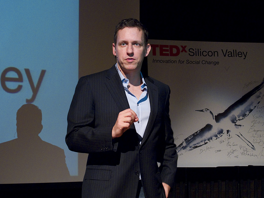 Peter Thiel Image
