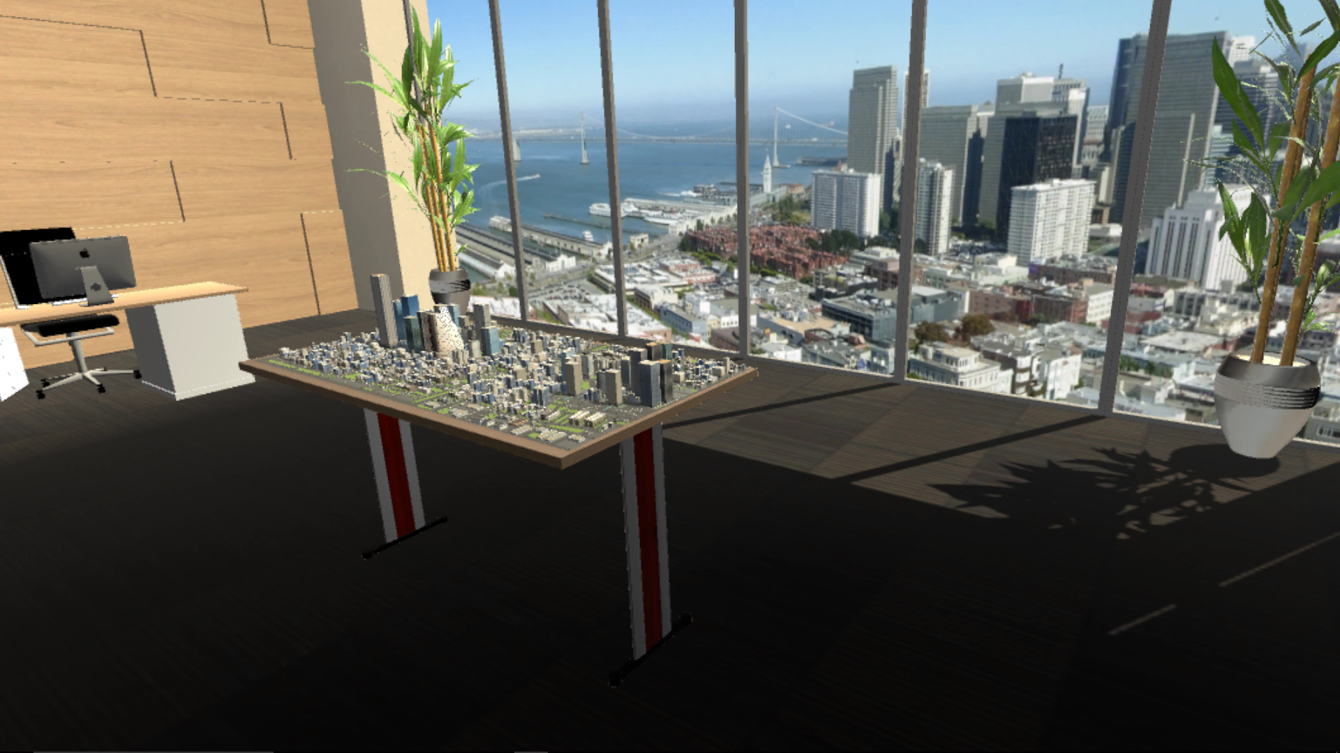 Immersive vr presentations for the aec industry for Aec architecture engineering construction